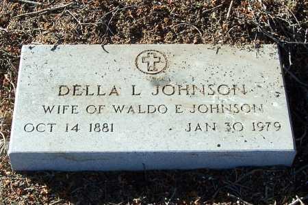 JOHNSON, DELLA L. - Gila County, Arizona | DELLA L. JOHNSON - Arizona Gravestone Photos