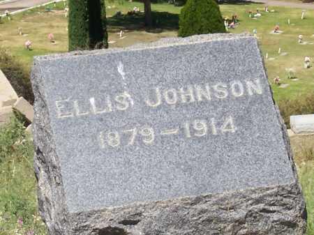 JOHNSON, ELLIS - Gila County, Arizona   ELLIS JOHNSON - Arizona Gravestone Photos