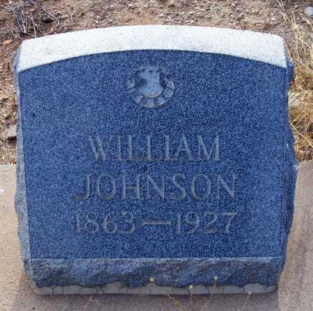 JOHNSON, WILLIAM - Gila County, Arizona | WILLIAM JOHNSON - Arizona Gravestone Photos