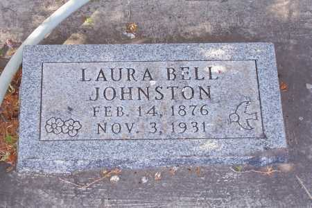 JOHNSTON, LAURA BELL - Gila County, Arizona | LAURA BELL JOHNSTON - Arizona Gravestone Photos