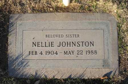 JOHNSTON, NELLIE - Gila County, Arizona   NELLIE JOHNSTON - Arizona Gravestone Photos