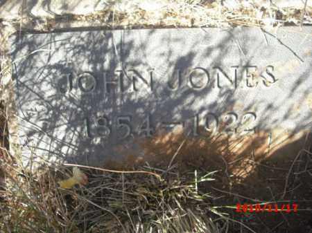 JONES, JOHN - Gila County, Arizona   JOHN JONES - Arizona Gravestone Photos