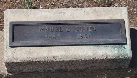JONES, MABEL - Gila County, Arizona | MABEL JONES - Arizona Gravestone Photos