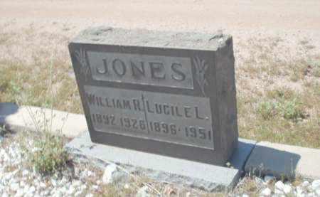 JONES, WILLIAM R. - Gila County, Arizona | WILLIAM R. JONES - Arizona Gravestone Photos