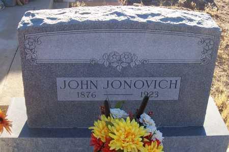 JONOVICH, JOHN - Gila County, Arizona | JOHN JONOVICH - Arizona Gravestone Photos