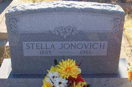 JONOVICH, STELLA - Gila County, Arizona | STELLA JONOVICH - Arizona Gravestone Photos