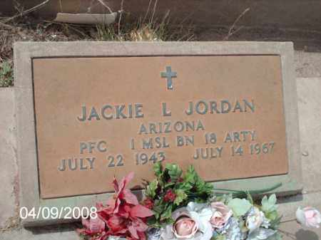 JORDAN, JACKIE L - Gila County, Arizona | JACKIE L JORDAN - Arizona Gravestone Photos