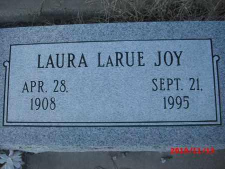 JOY, LAURA LAEUE - Gila County, Arizona | LAURA LAEUE JOY - Arizona Gravestone Photos