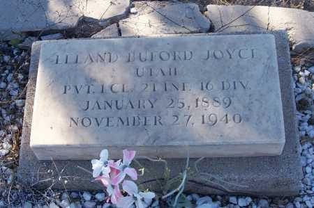 JOYCE, LELAND BUFORD - Gila County, Arizona | LELAND BUFORD JOYCE - Arizona Gravestone Photos