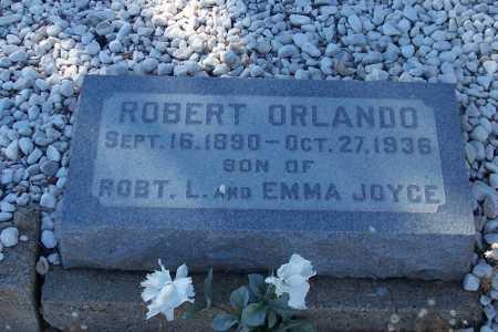 JOYCE, ROBERT ORLANDO - Gila County, Arizona | ROBERT ORLANDO JOYCE - Arizona Gravestone Photos