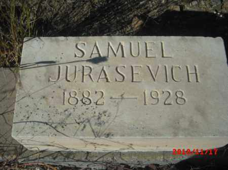 JURASEVICH, SAMUEL - Gila County, Arizona | SAMUEL JURASEVICH - Arizona Gravestone Photos