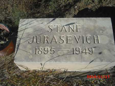 JURASEVICH, STANE - Gila County, Arizona | STANE JURASEVICH - Arizona Gravestone Photos