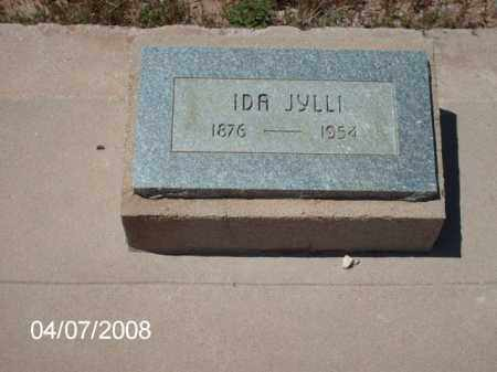 JYLLI, IDA - Gila County, Arizona   IDA JYLLI - Arizona Gravestone Photos