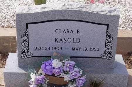 KASOLD, CLARA B. - Gila County, Arizona | CLARA B. KASOLD - Arizona Gravestone Photos