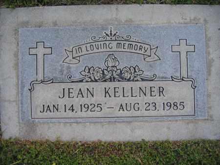 KELLNER, JEAN - Gila County, Arizona | JEAN KELLNER - Arizona Gravestone Photos