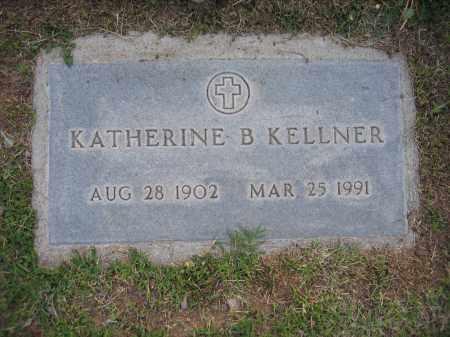 KELLNER, KATHERINE - Gila County, Arizona | KATHERINE KELLNER - Arizona Gravestone Photos