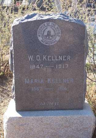 KELLNER, MARIA - Gila County, Arizona | MARIA KELLNER - Arizona Gravestone Photos