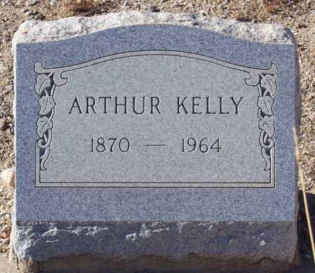KELLY, ARTHUR - Gila County, Arizona   ARTHUR KELLY - Arizona Gravestone Photos