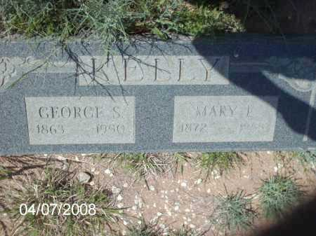 KELLY, MARY L. - Gila County, Arizona | MARY L. KELLY - Arizona Gravestone Photos