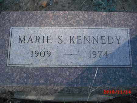 KENNEDY, MARIE S. - Gila County, Arizona | MARIE S. KENNEDY - Arizona Gravestone Photos