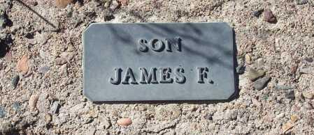 KENNY, JAMES F. - Gila County, Arizona   JAMES F. KENNY - Arizona Gravestone Photos