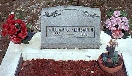 KISHBAUGH, WILLIAM - Gila County, Arizona   WILLIAM KISHBAUGH - Arizona Gravestone Photos