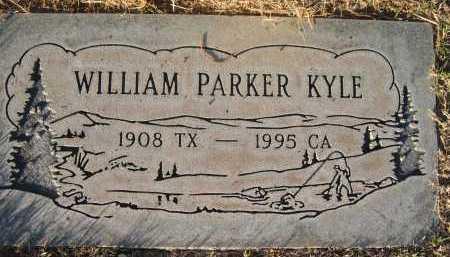 KYLE, WILLIAM - Gila County, Arizona   WILLIAM KYLE - Arizona Gravestone Photos