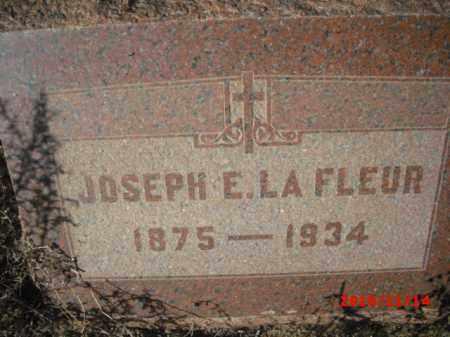 LA FEUR, JOSEPH E. - Gila County, Arizona | JOSEPH E. LA FEUR - Arizona Gravestone Photos