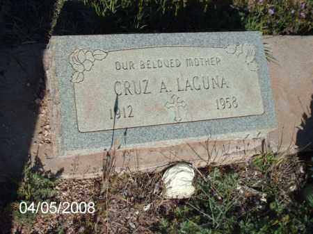 LAGUNA, CRUZ A. - Gila County, Arizona | CRUZ A. LAGUNA - Arizona Gravestone Photos
