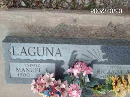 LAGUNA, MANUEL - Gila County, Arizona | MANUEL LAGUNA - Arizona Gravestone Photos