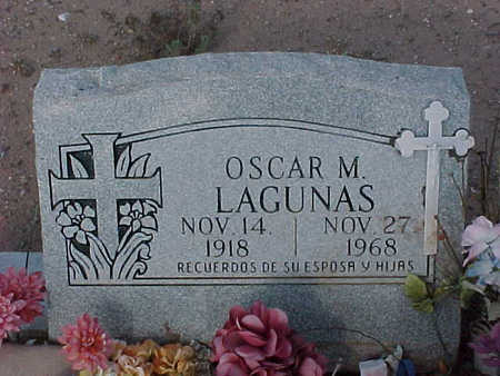 LAGUNAS, OSCAR  M. - Gila County, Arizona | OSCAR  M. LAGUNAS - Arizona Gravestone Photos