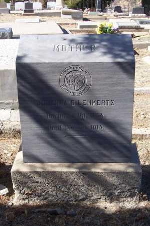 BEASLEINE LEMMERTZ, JOHANNA G. - Gila County, Arizona | JOHANNA G. BEASLEINE LEMMERTZ - Arizona Gravestone Photos