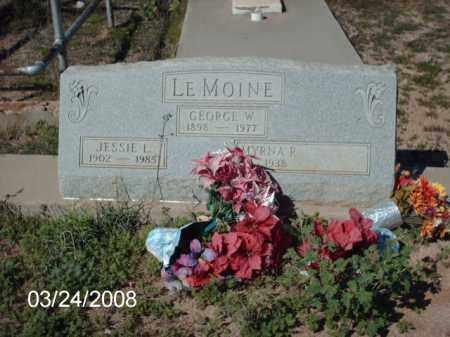 LEMOINE, GEORGE - Gila County, Arizona | GEORGE LEMOINE - Arizona Gravestone Photos