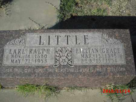 LITTLE, LILLIAN GRACE - Gila County, Arizona | LILLIAN GRACE LITTLE - Arizona Gravestone Photos