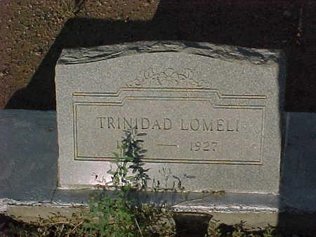 LOMELI, TRINIDAD - Gila County, Arizona | TRINIDAD LOMELI - Arizona Gravestone Photos