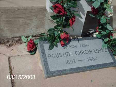 LOPEZ, AGUSTINE - Gila County, Arizona | AGUSTINE LOPEZ - Arizona Gravestone Photos