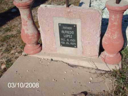 LOPEZ, ALFREDO - Gila County, Arizona | ALFREDO LOPEZ - Arizona Gravestone Photos
