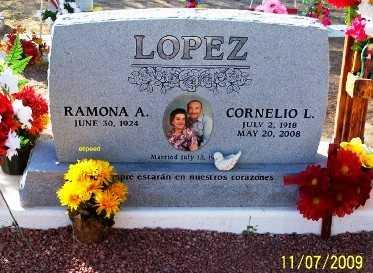 """ACEDO LOPEZ, RAMONA """"MONCHI"""" - Gila County, Arizona   RAMONA """"MONCHI"""" ACEDO LOPEZ - Arizona Gravestone Photos"""
