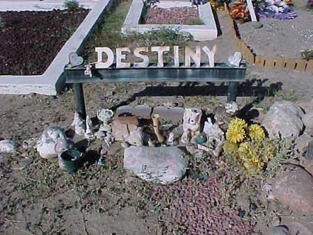 LOPEZ, DESTINY - Gila County, Arizona   DESTINY LOPEZ - Arizona Gravestone Photos