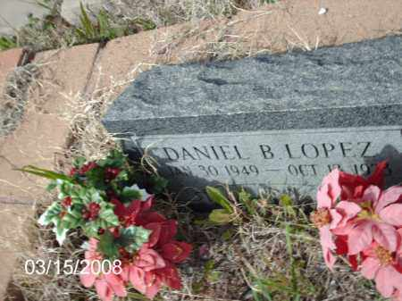 LOPEZ, DANIEL - Gila County, Arizona | DANIEL LOPEZ - Arizona Gravestone Photos