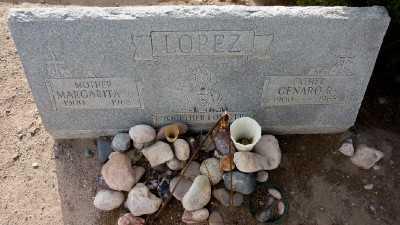LOPEZ, MARGARITA - Gila County, Arizona | MARGARITA LOPEZ - Arizona Gravestone Photos