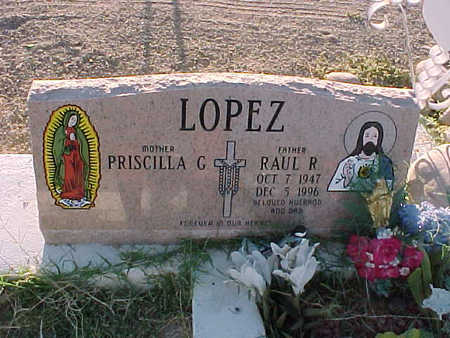 LOPEZ, RAUL  R. - Gila County, Arizona | RAUL  R. LOPEZ - Arizona Gravestone Photos