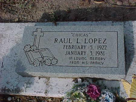 LOPEZ, RAUL  L. - Gila County, Arizona | RAUL  L. LOPEZ - Arizona Gravestone Photos