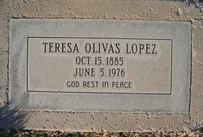 LOPEZ, TERESA - Gila County, Arizona | TERESA LOPEZ - Arizona Gravestone Photos