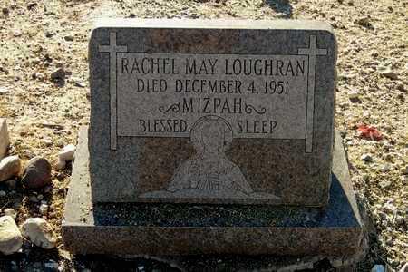LOUGHRAN, RACHEL MAY - Gila County, Arizona | RACHEL MAY LOUGHRAN - Arizona Gravestone Photos