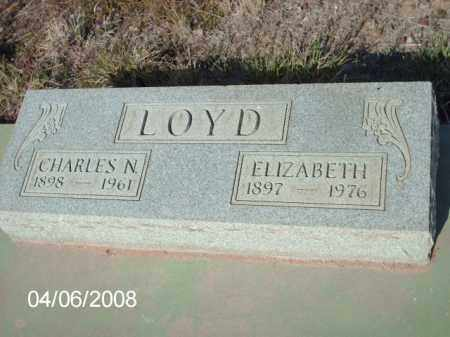 LOYD, CHARLES N. - Gila County, Arizona | CHARLES N. LOYD - Arizona Gravestone Photos