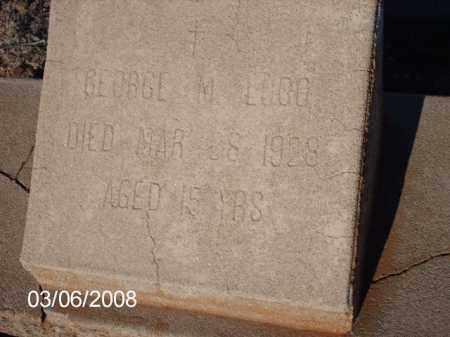 LUGO, GEORGE - Gila County, Arizona | GEORGE LUGO - Arizona Gravestone Photos