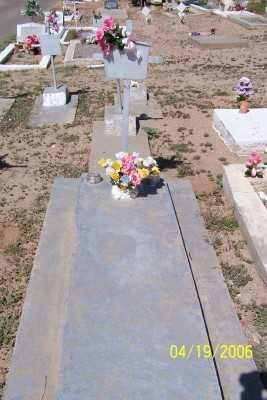 LUJAN, CARMEN - Gila County, Arizona | CARMEN LUJAN - Arizona Gravestone Photos