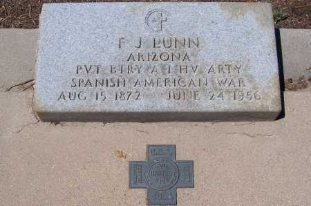 LUNN, F. J. - Gila County, Arizona | F. J. LUNN - Arizona Gravestone Photos