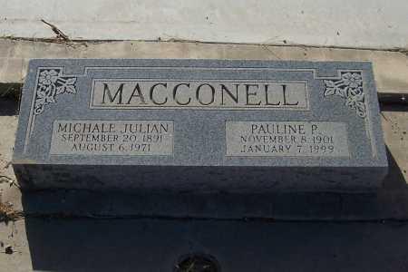 MAC CONELL, MICHAEL JULIAN - Gila County, Arizona | MICHAEL JULIAN MAC CONELL - Arizona Gravestone Photos